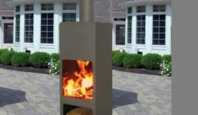 Wood Firepits